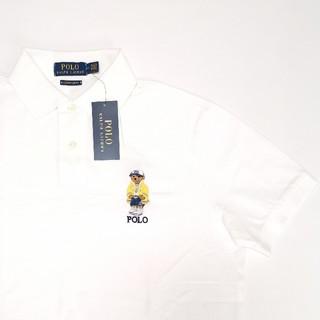 ラルフローレン(Ralph Lauren)のRALPH LAUREN 新作!ポロベア ホワイト ポロシャツ 国内正規品(ポロシャツ)