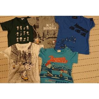 Tシャツ 100 95 スヌーピー ストンプスタンプ ビームス クリフメイヤー(Tシャツ/カットソー)