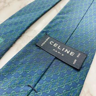 セリーヌ(celine)の即購入OK!3本選んで1本無料!セリーヌ CELINE ネクタイ 4238(ネクタイ)