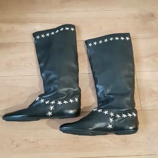 ジミーチュウ(JIMMY CHOO)の室内履きのみ ジミーチュウ ブーツ(ブーツ)