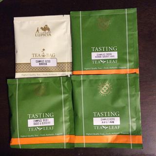 ルピシア(LUPICIA)のルピシア 紅茶4点(茶)