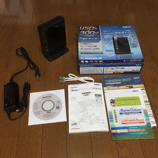 NEC PA-WR9500N-HP 【1mLANケーブル同梱】WiFiルーター(PC周辺機器)