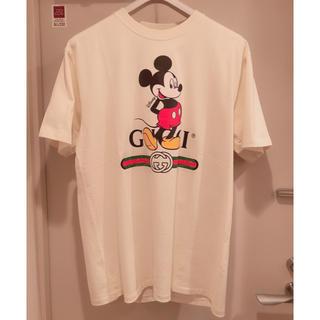 グッチ(Gucci)のGUCCI ミッキー Tシャツ M disney(Tシャツ/カットソー(半袖/袖なし))