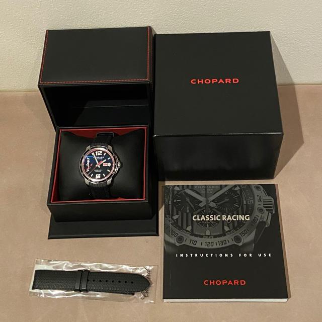 Chopard(ショパール)のショパール ミッレミリア GTSパワーコントロール リストウォッチ メンズの時計(腕時計(アナログ))の商品写真
