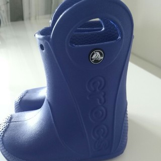 crocs - 新品未使用 クロックス 長靴 レインブーツ