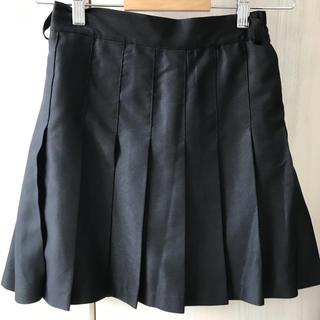 黒スカート150サイズ(スカート)