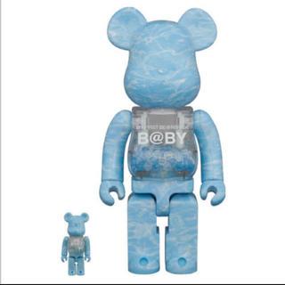 メディコムトイ(MEDICOM TOY)のMY FIRST BEARBRICK Baby Water 400% 100%(その他)