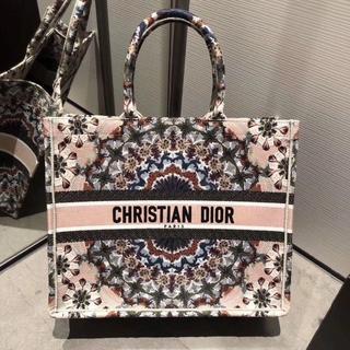 クリスチャンディオール(Christian Dior)の美品 Christian Dior トートバッグ(トートバッグ)