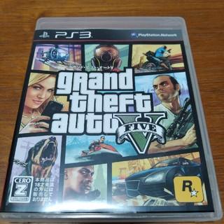 グランド・セフト・オートV PS3(家庭用ゲームソフト)