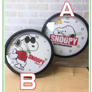 スヌーピー(SNOOPY)のスヌーピー SNOOPY ウォールクロック 壁掛け時計(掛時計/柱時計)