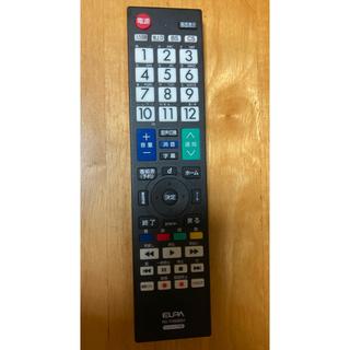 ELPA - ELPA RC-TV009SH シャープ用 リモコン