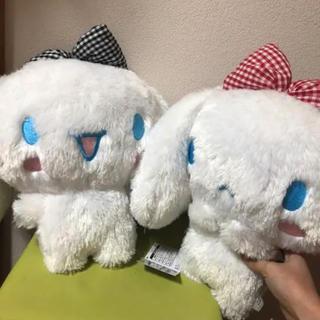 サンリオ(サンリオ)のシナモロール  ぬいぐるみ(ぬいぐるみ/人形)