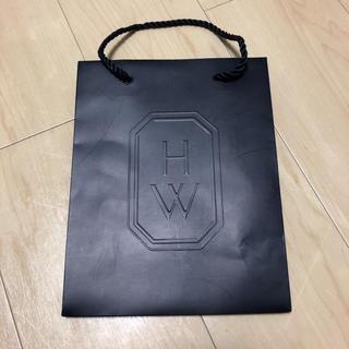 ハリーウィンストン(HARRY WINSTON)のハリーウインストン ショップ袋 ショッパー(ショップ袋)