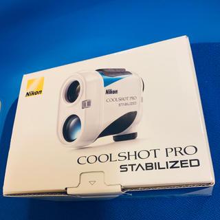 ニコン(Nikon)のセンテナリアン様専用。COOLSHOT pro stabilized(その他)