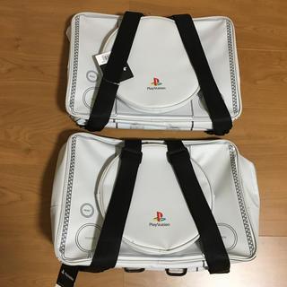 プレイステーション(PlayStation)の【新品】プレイステーション リュック2個セット(バッグパック/リュック)