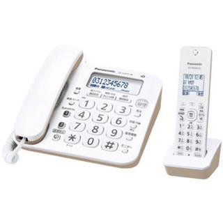 Panasonic - パナソニック 電話機 VE-GZ20-W子機 KX-FKD404-W2 セット