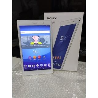 エクスペリア(Xperia)の☆美品!高解像度☆XPERIA Z3 Tablet Compact(タブレット)