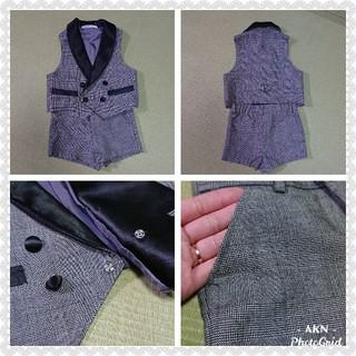 ニシマツヤ(西松屋)のキッズ フォーマル スーツ(ドレス/フォーマル)