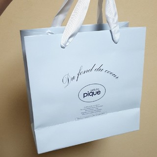 ジェラートピケ(gelato pique)のジェラートピケ 袋(ショップ袋)