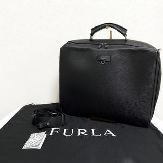 フルラ(Furla)の【美品】FURLA マルテ 2way バッグ メンズ ビジネス ショルダー 廃盤(ビジネスバッグ)