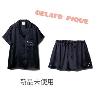 gelato pique - ジェラートピケ サテンルームウェア