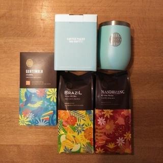タリーズコーヒー(TULLY'S COFFEE)のタコーン様専用/タリーズコーヒー ハッピーバッグ(コーヒー)