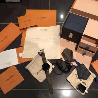 ルイヴィトン(LOUIS VUITTON)の専用 タンブールホライゾン(腕時計(デジタル))