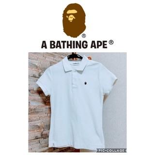 アベイシングエイプ(A BATHING APE)のエイプ ☆ ポロシャツ(ポロシャツ)