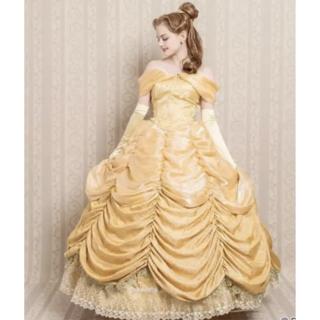 シークレットハニー(Secret Honey)のシークレットハニー 美女と野獣 ベル アニメ版 ドレス(衣装一式)