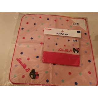 ミキハウス(mikihouse)のmikihouse タオルとランチバッグ(ランチボックス巾着)