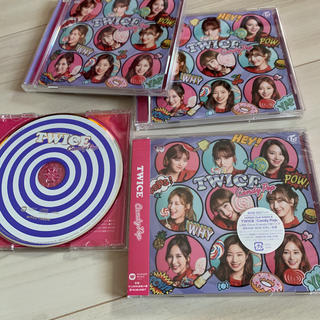 twice CD(K-POP/アジア)
