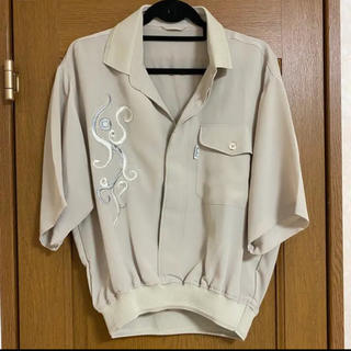 vintage pullover shirt(シャツ)