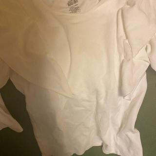 ホリデイ(holiday)のholiday リブトップス(Tシャツ(長袖/七分))