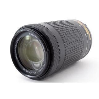 ニコン(Nikon)の★迫力大望遠★NIKON AF-P 70-300mm(レンズ(ズーム))