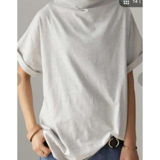 アンティカ(antiqua)の完売品!antiqua  アンティカ  ボトルネック Tシャツ(Tシャツ(半袖/袖なし))