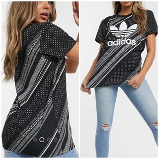 アディダス(adidas)の【UK4】adidas originals Tシャツ(Tシャツ(半袖/袖なし))