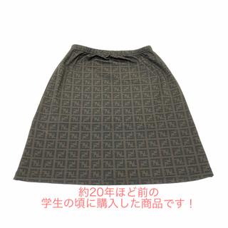 フェンディ(FENDI)のFENDIミニタイトスカート(ミニスカート)