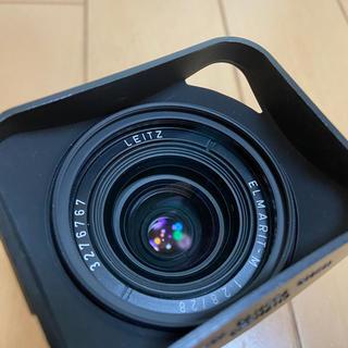 ライカ(LEICA)のLeica(ライカ)エルマリートM28mmf2.8とおまけ(レンズ(単焦点))