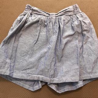 シューラルー(SHOO・LA・RUE)のシューラルー  パンツインスカート   110cm(スカート)