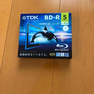 ティーディーケイ(TDK)のTDK BD-R BRV25PWB5A 未開封 ラクマジョイ様専用(その他)