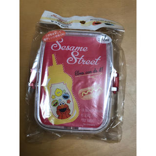 SESAME STREET - セサミストリート お弁当箱 サラダBOX