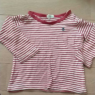 サンカンシオン(3can4on)のサンカンシオン 長袖Tシャツ 90 同梱150円(Tシャツ/カットソー)