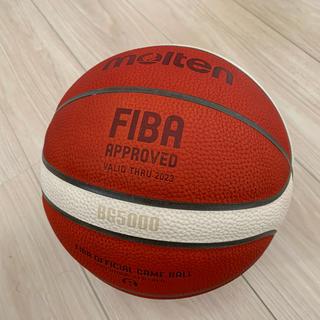 モルテン(molten)のバスケットボール6号球新品未使用 モルテン 公認球 BG 5000(バスケットボール)