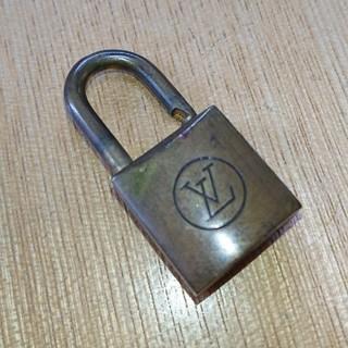 ルイヴィトン(LOUIS VUITTON)のルイヴィトン 南京錠 ヴィンテージ 旧型 パドロック 221 鍵無し(その他)