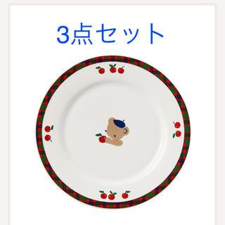 ファミリア(familiar)のファミリア70周年食器3点セット(食器)