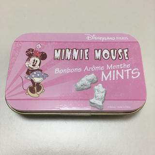 ディズニー(Disney)のディズニーランドパリ☆ミントタブレット(菓子/デザート)