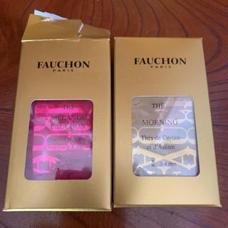 フォションのティーパック2種set (茶)