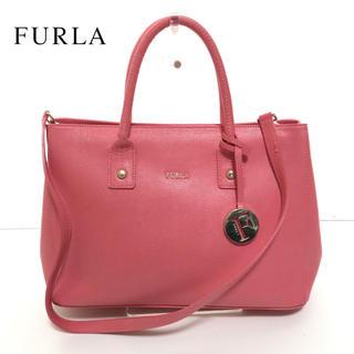 フルラ(Furla)のフルラ ハンドバッグ ショルダーバッグ ピンク FURLA(ハンドバッグ)