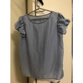 ロペピクニック(Rope' Picnic)のライトブルーTシャツ(Tシャツ/カットソー(半袖/袖なし))