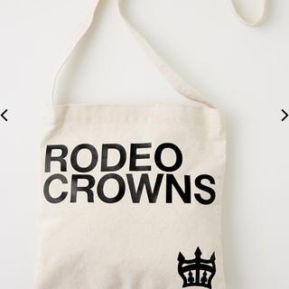 ロデオクラウンズワイドボウル(RODEO CROWNS WIDE BOWL)のR goods SACOSH(ショルダーバッグ)
